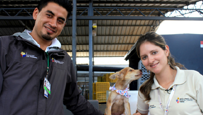 Isabella viajó en el vuelo 190 de la compañía TAME hacia Guayaquil.